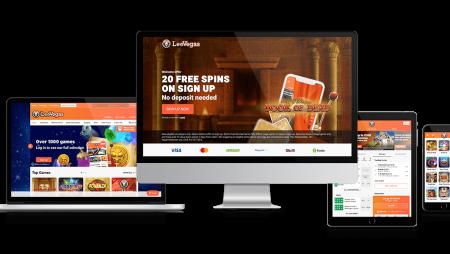 Hablemos de LeoVegas y de casinos online