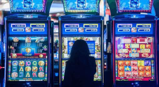 tragamonedas en casinos
