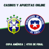 Brasil vs Chile | Pronóstico para apostar en Copa América