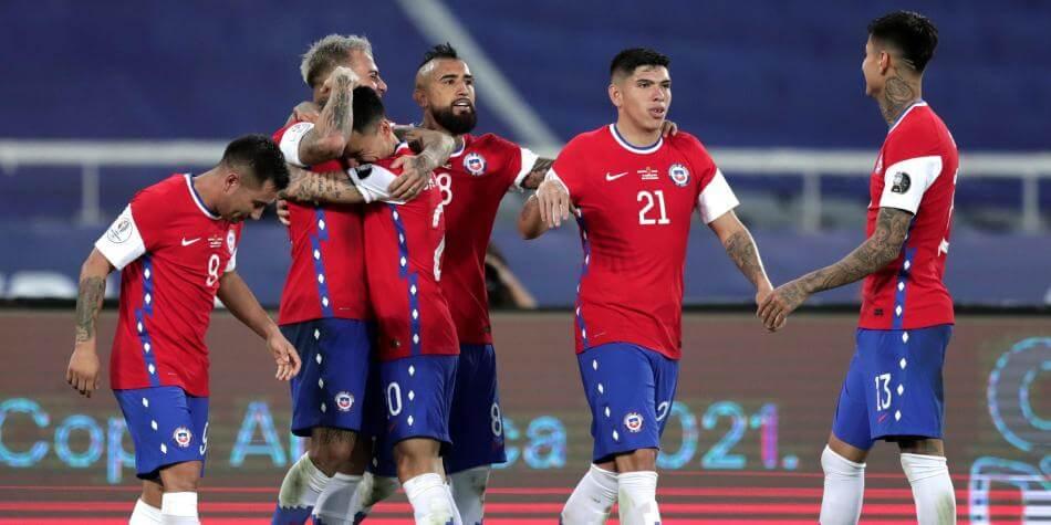 Brasil vs Chile Copa América